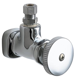 Chicago Faucets - 1014-CP - Angle Stop