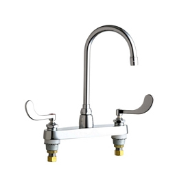 Chicago Faucets 1100-GN2AE35-317AB