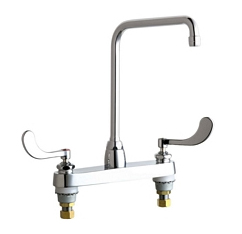 Chicago Faucets 1100-HA8AE35-317ABCP