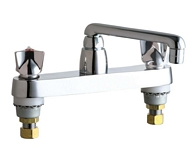 Chicago Faucets - 1100-S6-950CP - Sink Faucet