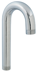 Chicago Faucets - 1105-002KJKCP - Tube Spout Assembly