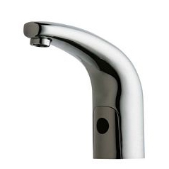 Chicago Faucets 116.101.AB.1 HyTronic® Traditional Electronic Lavatory Faucet