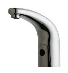Chicago Faucets - 116.201.AB.1 Hytronic Infrared Sensor Faucet Hytronic Infrared Sensor Faucet