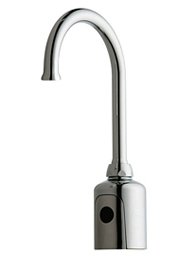Chicago Faucets - 116.431.AB.1 Hytronic Infrared Sensor Faucet Hytronic Infrared Sensor Faucet