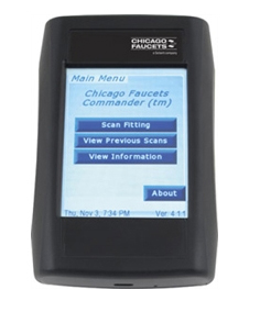 Chicago Faucets 116.585.00.1 - Commander™ Handheld Programming Unit