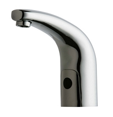 Chicago Faucets 116.592.AB.1 - HYTRONIC TRADITIONAL SINK FAUCET WITH DUAL BEAM INFRARED SENSOR