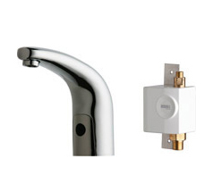 Chicago Faucets 116.951.AB.1 - HYTRONIC TRADITIONAL SINK FAUCET WITH DUAL BEAM INFRARED SENSOR