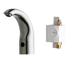 Chicago Faucets 116.952.AB.1 - HYTRONIC TRADITIONAL SINK FAUCET WITH DUAL BEAM INFRARED SENSOR