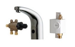 Chicago Faucets 116.971.AB.1 - LAV FAUCET, HYTRONIC SSPS US