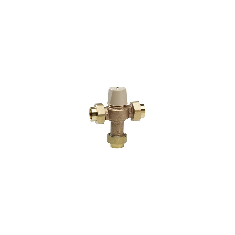 T S Ec Tmv Thermostatic Mixing Valve For Chekpoint Faucets: Chicago Faucets 122-NF Thermostatic Mixing Valve
