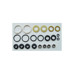Chicago Faucets - 1277-DAB - Quaturn and Slow Compression Stem Repair Kit contains all of the washers and gaskets you need to fix your existing Chicago Faucet. Fix your old Chicago Faucet with our genuine replacement parts.