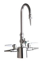 Chicago Faucets - 1301-CP - Laboratory Fitting