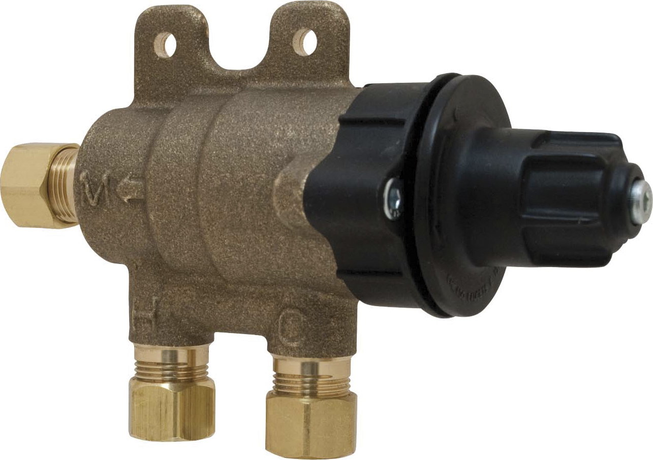 Chicago Faucets - 131-ABNF Thermostatic Mixing Valve