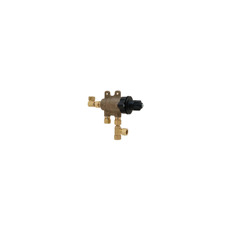 T S Ec Tmv Thermostatic Mixing Valve For Chekpoint Faucets: 131-CABNF Thermostatic Mixing Valve