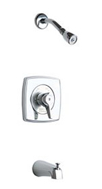 Chicago Faucets - 1760-CP - Tub & Shower Fitting