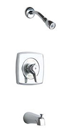 Chicago Faucets - 1760-ISCP - Tub & Shower Fitting