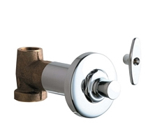 Chicago Faucets - 1771-ABCP - Wall Valve