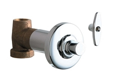 Chicago Faucets - 1771-CABCP - Wall Valve