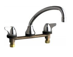 Chicago Faucets - 1888-XKCP - Sink Faucet