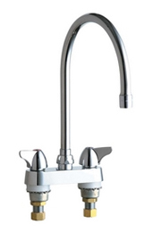 Chicago Faucets - 1895-GN8AE3ABCP - Sink Faucet
