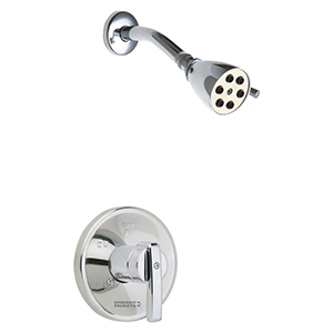Chicago Faucets - Pressure Balance Shower Valve Trim kit
