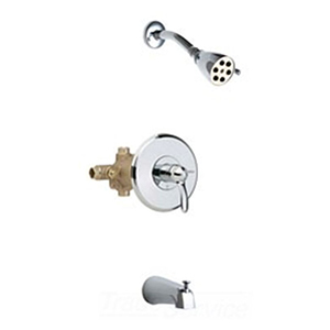 Chicago Faucets - T/P TUB/SHOWER VALVE