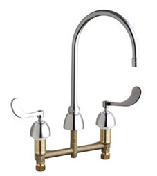 Chicago Faucets 201-AGN8AE35-317ABCP