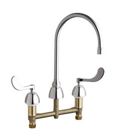 Chicago Faucets 201-AGN8AE35VP317AB