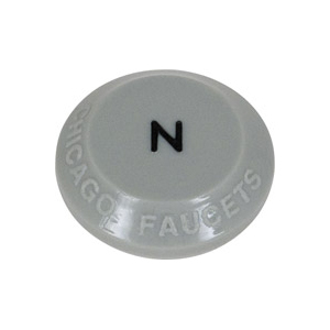 Chicago Faucets - 216-578JKNF - Button, NITROGEN