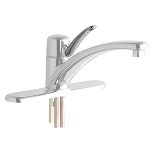 Chicago Faucets - 2300-225KJKCP - Lever Handle, Kitchen Assembly