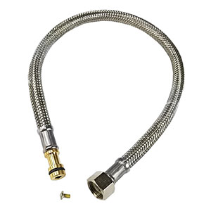 Chicago Faucets - 240.693.AB.1 Supply Hose for Hytronic Series Faucets