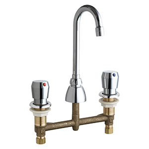 Chicago Faucets 240.729.AB.1 - Hytronic Contemporary Spout Assembly