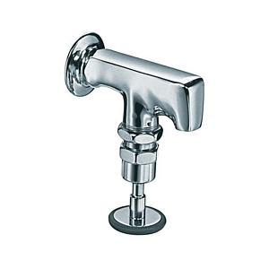 Chicago Faucets 313-ABCP Wall Mounted Glass Filler Valve