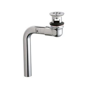 Chicago Faucets - 337-CP - Offset Grid Strainer
