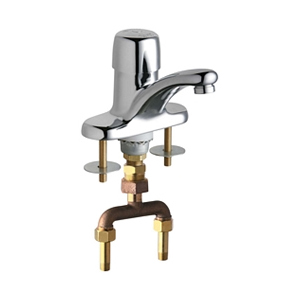 Chicago Faucets - 3400-TABCP - Lavatory Faucet Metering