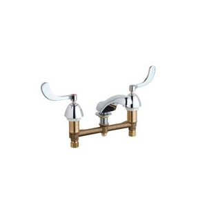 Chicago Faucets - 404-317XKCP - Lavatory Fitting, Deck Mounted