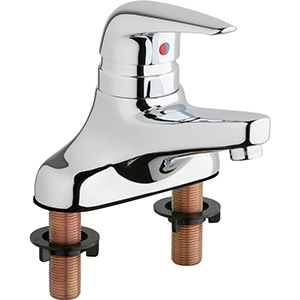 Chicago Faucets - 420-CP Single Control Lavatory Faucet