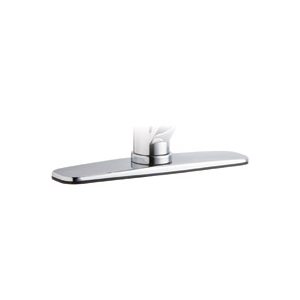 Chicago Faucets 430-003KJKCP - 8-inch Deck Plate for 431 Series Kitchen Faucets