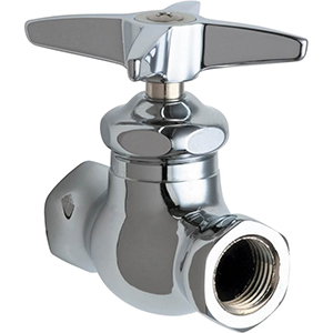Chicago Faucets - 45-244CP - Straight Stop