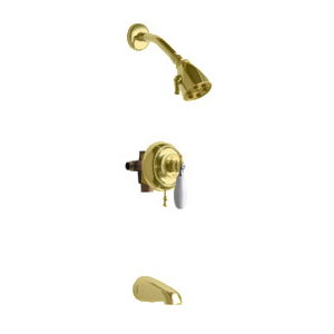 Chicago Faucet - 5016-381CPB - Polished Brass