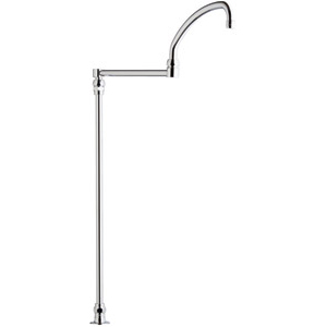Chicago Faucets 513-ABCP - Remote Single Supply Pot and Kettle Filler Faucet
