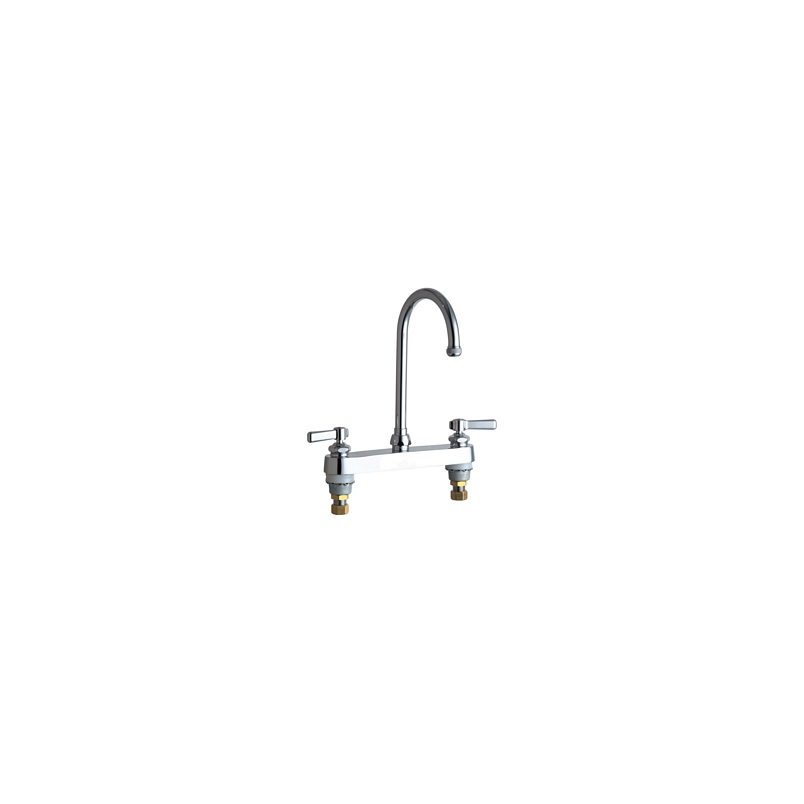 Chicago Faucets 527 Gn2ae1cp