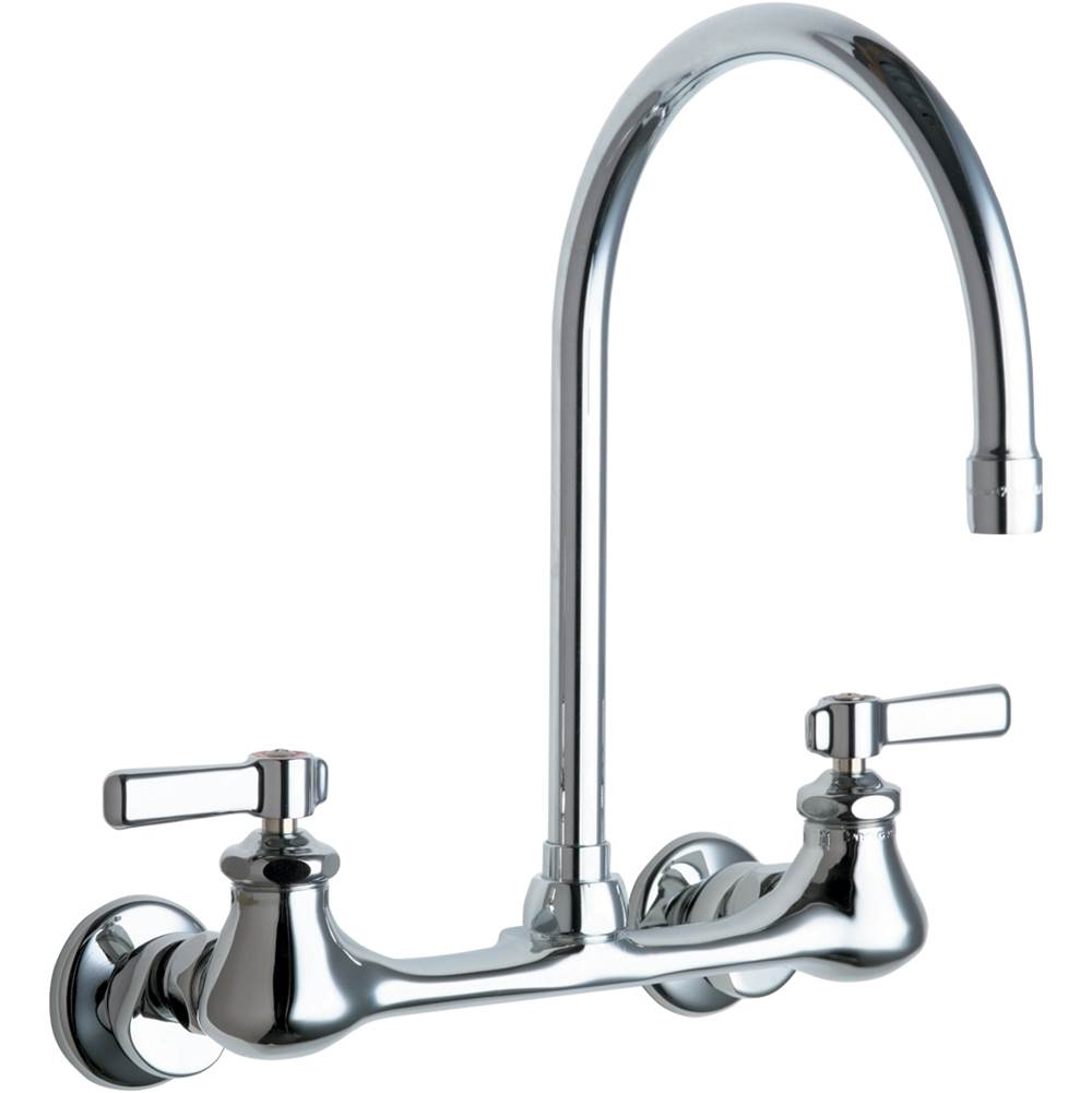 design mount kitchen faucets wall chi chicago ideas faucet