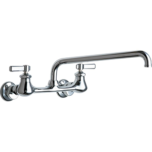 Chicago Faucets - 540-LDL12-1-159-3/4AB - Wall Mounted Service Sink Faucet