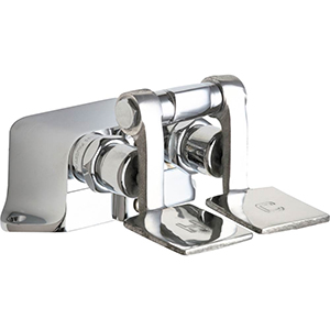 Chicago Faucets - 625-699ABCP - Foot Pedal Valve
