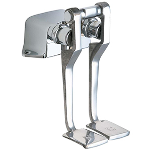 Chicago Faucets - 625-LPCP - Foot Pedal Valve