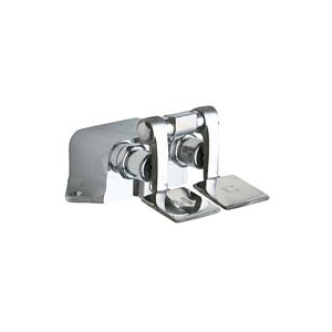 Chicago Faucets - 625-SLORCF - Foot Pedal Valve
