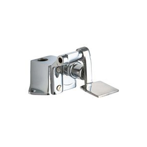 Chicago Faucets - 628-RCF - Pedal Valve