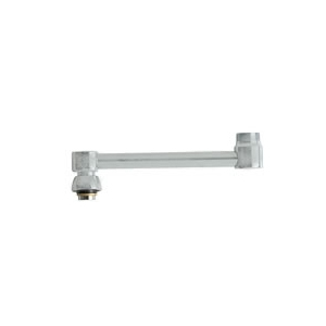 Chicago Faucets 686-124KJKRCF - 7-inch Spout Extension, Rough Chrome