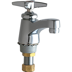 Chicago Faucets - 700-HOTABCP - Single Lavatory Faucet